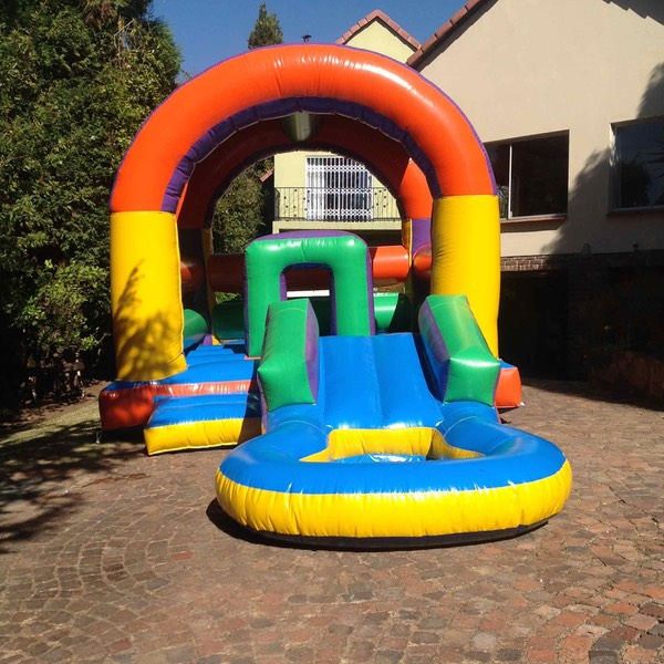 Jumping Castle Cool Kids 4in1