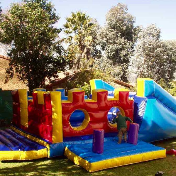 Jumping Castle Playstation